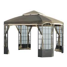 hardtop patio gazebo ideas sears gazebos for inspiring outdoor pergola design ideas