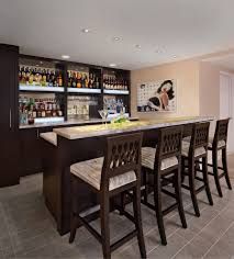 decor detail pictures basement bar ideas with tile flooring plus