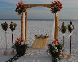 wedding arbor kits bamboo wedding arch an and way to honor your