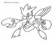 Coloriage Pokemon Legendaire Zekrom dessin