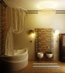 very small bathroom decorating ideas alcove soaking tub and wooden