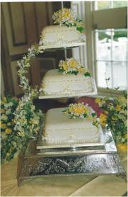 3 tier wedding cake stand wedding cakes the ascot cake kitchen