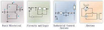 electrical engineering diagram create an electrical engineering