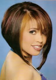 bob haircut with bangs for cute women hairstyle getty