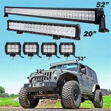 jeep wrangler tj light bar jeep tj light bar ebay