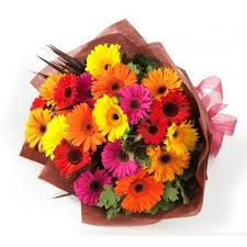 gerbera bouquet poppy s
