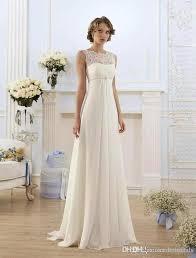 discount 2018 new empire bohemian wedding dresses cheap maternity