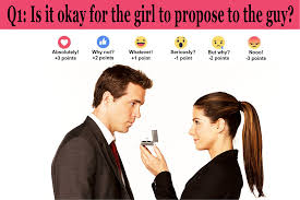 Ok Guy Meme - is it okay for the girl to propose to the guy lds s m i l e