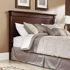 Sauder Harbor View Bedroom Set Sauder Beds U0026 Headboards Bedroom Furniture The Home Depot