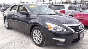 nissan altima accessories 2014 used 2014 nissan altima 2 5 sv chicago il western ave nissan