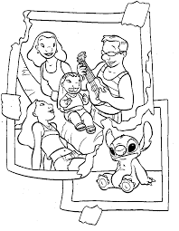 lilo stitch coloring pages photo coloringstar