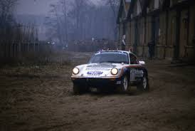 porsche dakar race for survival the 1984 paris dakar rally