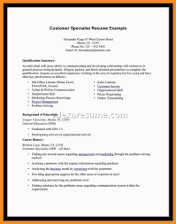 Best Sample Resumes Cerescoffee Co Resume Background Summary Examples Examples Of Resumes