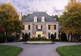 French Chateau Style Chateau Home Plans Chateau Style Home Designs From Homeplans With