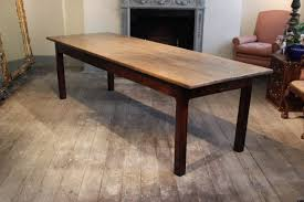 french farmhouse dining table large 19th century french farmhouse dining table antique furniture