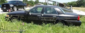 2003 ford crown victoria police interceptor item dj9579