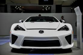 lexus lf a lexus lfa 12 brand unsold units are in us dealerships now