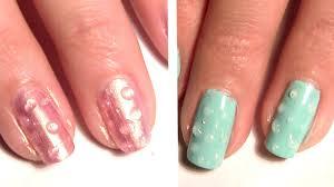 3d water splash droplet nails water splatter nail art tutorial