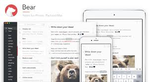 Bullet Journal App Android Bear Notes For Iphone Ipad And Mac