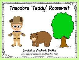 theodore teddy roosevelt social studies unit by kiwi steph tpt