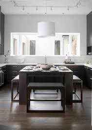 plan maison en u ouvert cuisine en u ouverte pour tout espace 60 photos et conseils