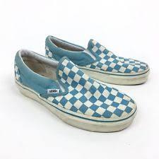 light blue vans mens vans unisex shoes ebay