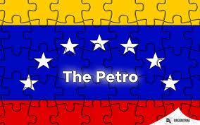 Venezual Flag Venezuela Kündigt Die Schaffung Einer Nationalen Kryptowährung An