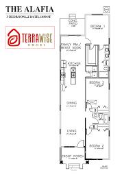 93 1 story floor plan plan no 1806 0111 100 floor plan 3
