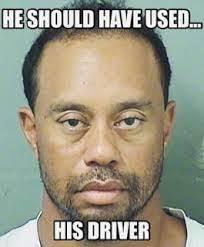 Mugshot Meme - tiger woods best mugshot memes