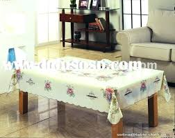 Coffee Table Cover Small Table Cloth Freem Co