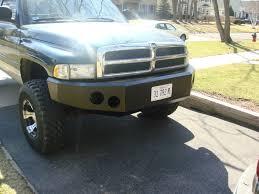 custom front bumpers for dodge trucks 94 02 custom bumpers dodge cummins diesel forum
