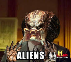 Because Aliens Meme - aliens meme predator by thepredator777 on deviantart