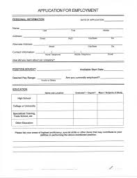 Form Of Resume For Job Fill Up Form Of Resume Free Resume Example And Writing Download