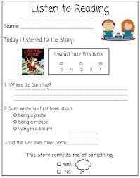 Comprehension Worksheets For Grade 8 Free Worksheet Listening Comprehension Worksheets Spincushion