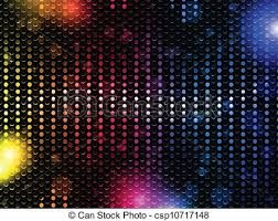 neon party vector colorful rainbow neon party background eps vector