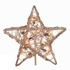 outdoor lighted tree topper wayfair