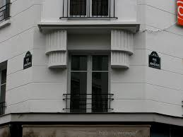 art deco balcony art deco balcony rue des abbesse montmartre paris a photo on