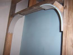pre made drywall arches simplest possible way create arches