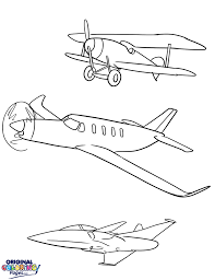 airplane u2013 coloring pages u2013 original coloring pages