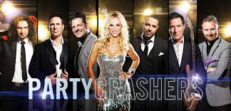 the wedding band party crashers hire the party crashers band for your event