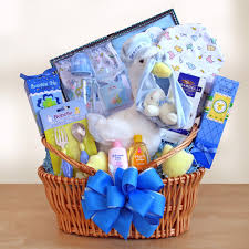 delivery gift baskets special stork delivery baby boy gift basket baby shower gift