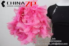 turkey feather boa gold supplier chinazp factory 80g fantastic party decoration