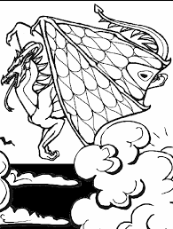 real dragon coloring pages coloring home