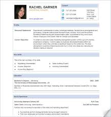 example of effective resumes huanyii com