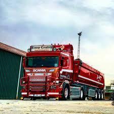 scania truck scania scania streamline serie 2 pinterest rigs big rig