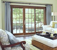 sliding window panels for sliding glass doors sliding door window treatment lakehouse pinterest sliding