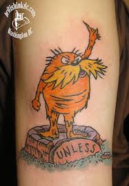 12 tattoos inspired by famous books mental floss