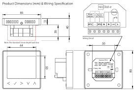 neostat e wireless thermostat heat mat