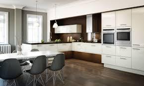 Gloss Kitchen Designs Cream Gloss Kitchen Picgit Com