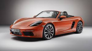 new porsche 2017 this is the brand new porsche 718 boxster top gear
